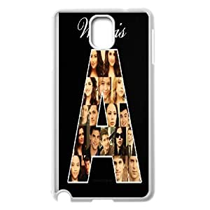 FOR Samsung Galaxy NOTE4 Case Cover -(DXJ PHONE CASE)-Pretty Little Liars-PATTERN 18