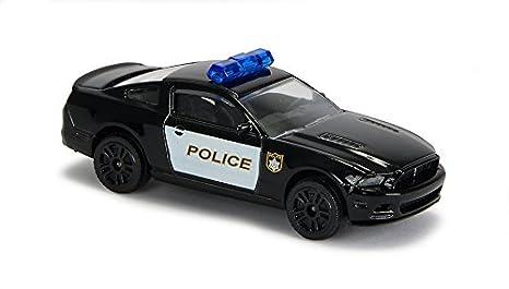 Parking comisar/ía Creatix con 1 Coche Majorette 212050012