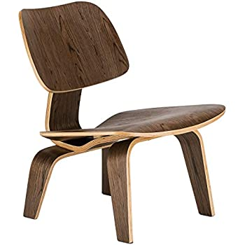 Amazon Com Kardiel Tripod Plywood Modern Lounge Chair