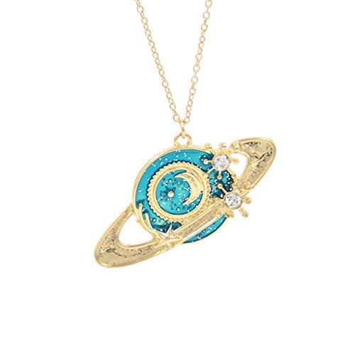 enamel-saturn-necklace-planet-pendant-necklace-star-moon-rhinestone-decor-1-pc