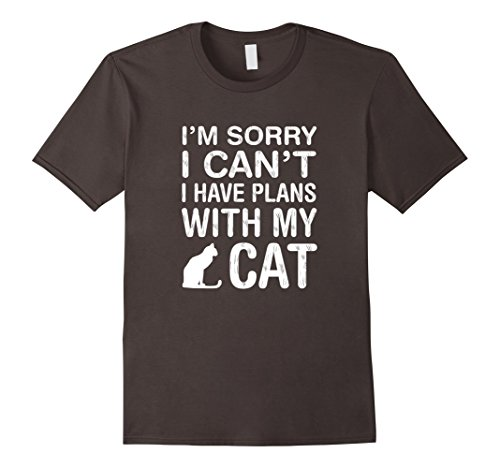 Sorry Cant Have Plans Cat product image