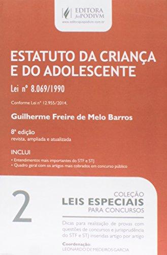 Estatuto Da Crianca E Do Adolescente - V.2