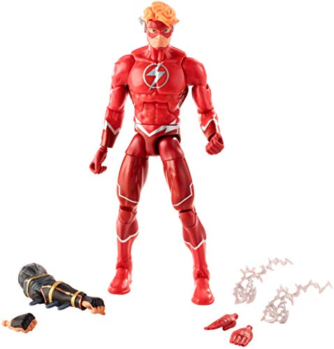 Dc Comics Starfire Costumes - DC Comics Multiverse Wally West Action