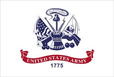 ARMY 3'X5' NYLON OUTDOOR FLAG