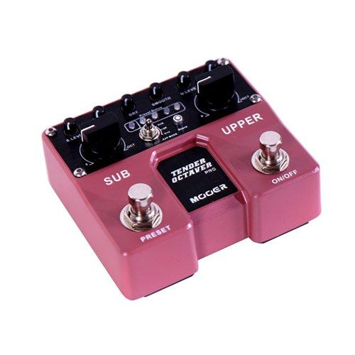 Mooer Audio TENDER OCTAVER PRO Guitar Effects Pedal