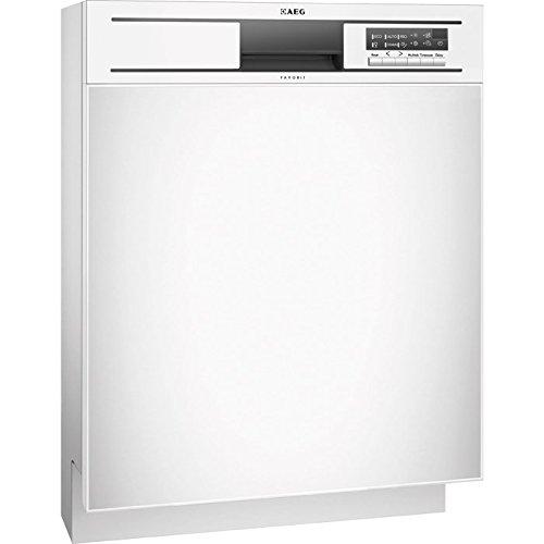 AEG: Lavavajillas, Favorit, 60 cm, blanco, A + +, gs60aiw ...
