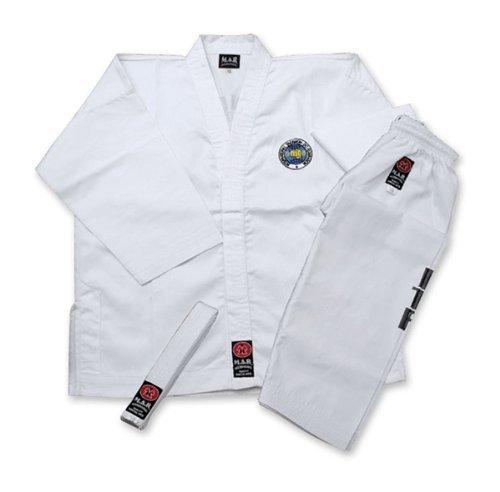 Martial Arts ITF Taekwondo-Anzug für Schüler