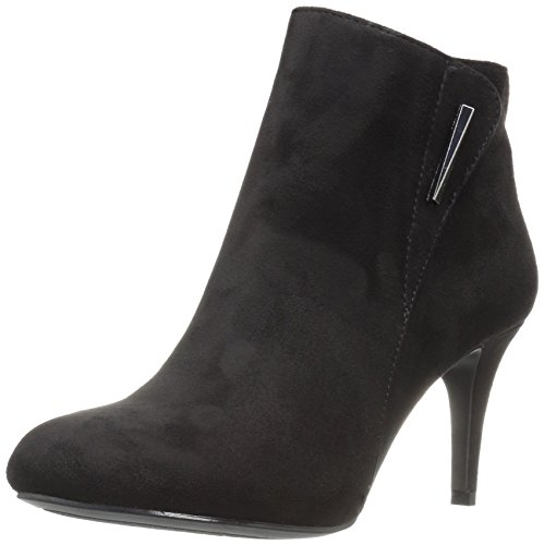 Stretch Bootie Laundry Nisha by Women's CL Suede Black Chinese pqZwPc0