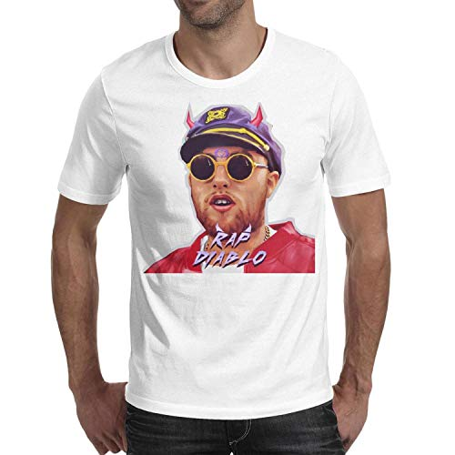 Men's Casual Short Sleeve Tshirts Rock Music Band Members Poster Printed Crew Neck Soft Top