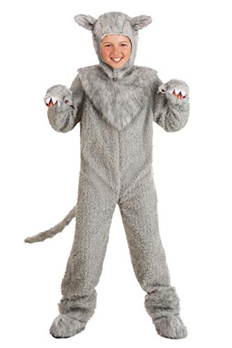 Fun Costumes Child Big Bad Wolf Costume