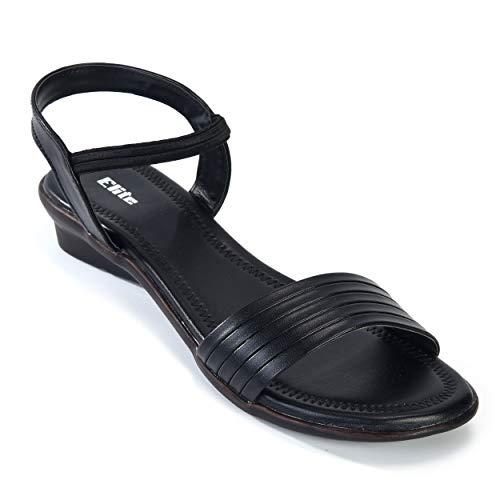 Fashion Flat Wedge Sandal For Women