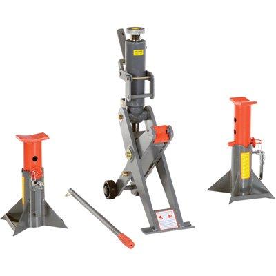 Vestil FORK-J Manual Hydraulic Jack44; 8000 lbs