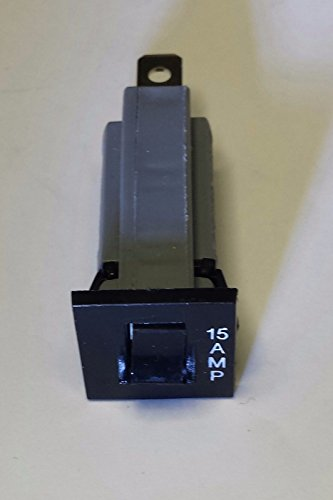 CBK Supply - ZE800-15A Zing Ear thermal circuit breaker fits NordicTrack & ProForm treadmills (Replacement Blades Zing)