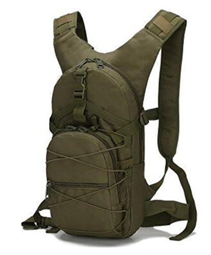 Petit Limit Portable bandoulière épaule femme extérieur Mode Peut Package à de étanche sac homme et Sac tactique d'escalade décontracté voyage pour ArmyGreen Camo SSnqrxf5