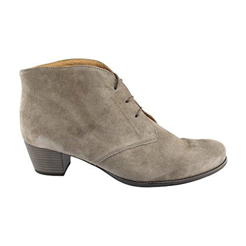 Gabor - Botas de ante para mujer gris gris gris - gris
