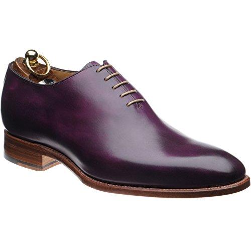 Herring  Herring Chaucer Patina, Chaussures de ville à lacets pour homme marron Purple Calf