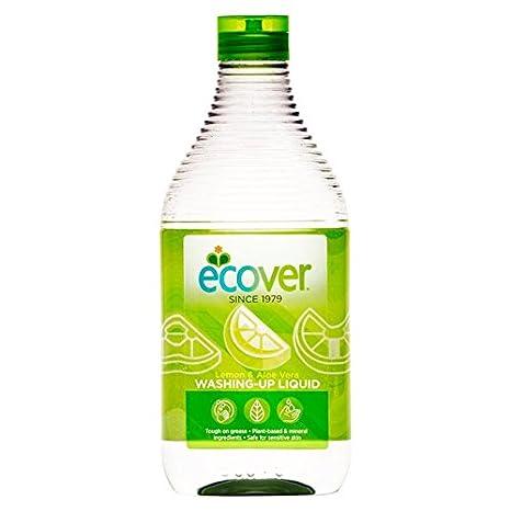 Ecover ecológico Detergente para lavavajillas Limón y Aloe Vera