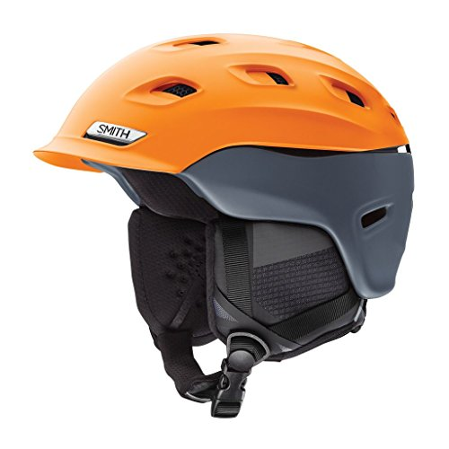 Smith Optics Vantage Winter Snow Helmet (Matte Solar Charcoal - ()