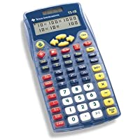 Texas Instruments - TI-15 School Calculator