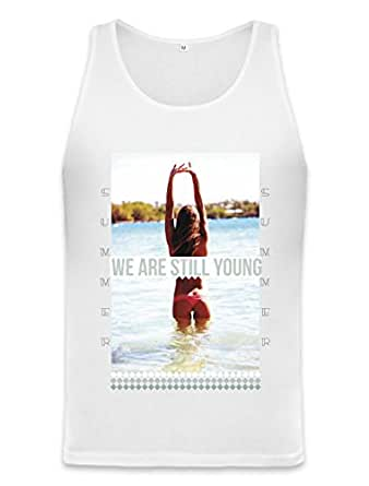 We Are Still Young Summer Unisex Tank Top XX-Large