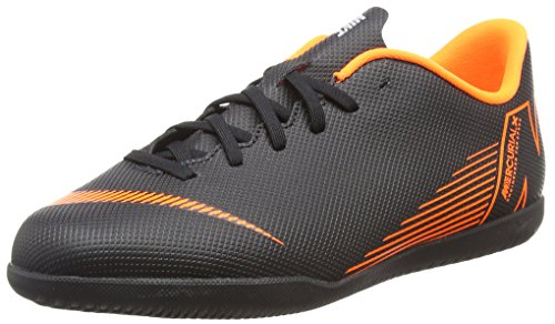 Jr Black Vaporx Adulto Zapatillas Orange Unisex de GS Club Multicolor IC Total 081 W 12 Nike Deporte 7f5dq7