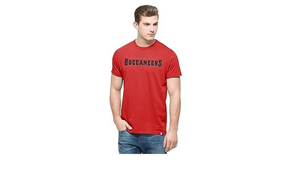 47 Camiseta para Hombre NFL Crosstown MVP, Hombre, GN-236293-S, Rebound Red, Small: Amazon.es: Deportes y aire libre