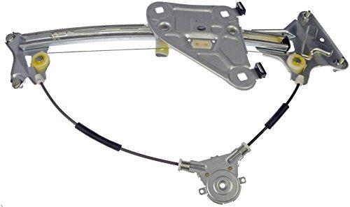 (Dorman 740-150 Front Driver Side Power Window Regulator for Select Hyundai Models)
