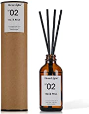 HomeLights Reed Diffuser, Fragrances Diffuser Set with Sticks, Aromatherapy Scented Oil Reed Diffuser Set for Home,100 ml / 3.42 fl.oz
