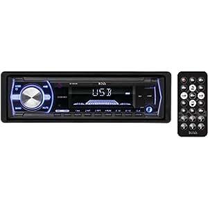 Boss Audio Systems 618UA sintonizador de CD/DVD para el coche - Radio para coche (Negro, 200W, 177,8 x 177,8 x 50,8 mm)