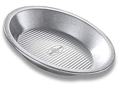 USA Pans Pie Pan, Aluminized Steel with Americoat