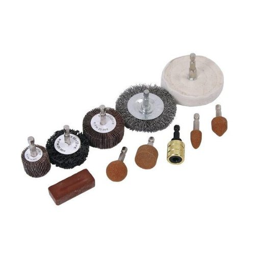 Cleaning And Polishing Kit - 10pc Neilsen