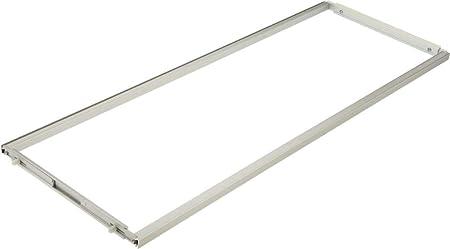 Telaio in Alluminio anodizzato Fisso per Pensile Cucina ...