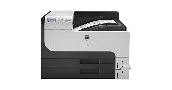 Amazon.com: Impresora HP LaserJet Enterprise 700 M712dn ...