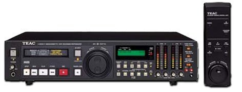 Teac V-800G-F Hi8 Aviation Cassette Recorder by Teac