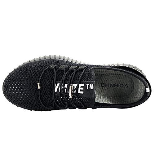 Homme Chaussure Chantiers Travail Unisexes De Semelle Chaussures Femme Noir2 Sécurité Chnhira Basket Protection dqEHXd