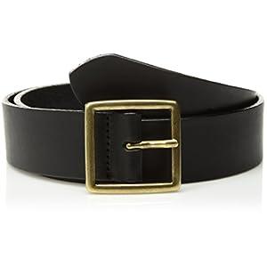 Circa Leathergoods Women's Handcrafted Italian Smooth Leather Belt