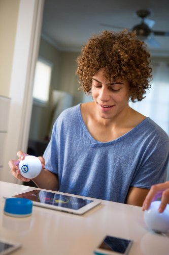 Sphero iOS and Android App Controlled Robotic Ball - Retail Packaging - White (Discontinued by Manufacturer) by Sphero (Image #21)