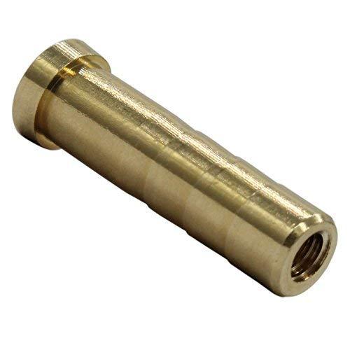 Maifield Carbon Arrow Aluminum Brass Inserts.244 /. 299