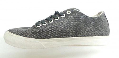 White SUPRA Skate Grau Shoes Thunder Low 6BIrBg1