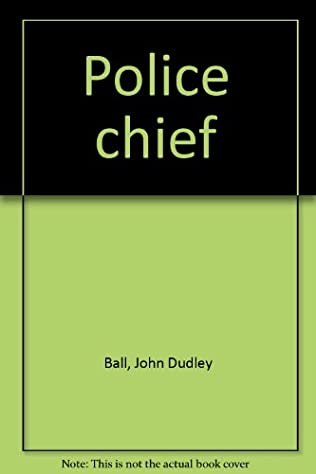 book cover of Police Chief