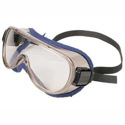 - Encon 500 Series Clear Anti-Fog Lens & Gray Frame Indirect Vent Splash Protection Safety Goggles (10 Pairs)