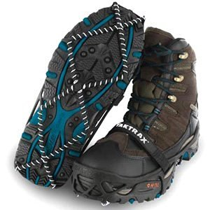 Yaktrax Pro Shoe Traction Hd Device For Shoes Blk Blk