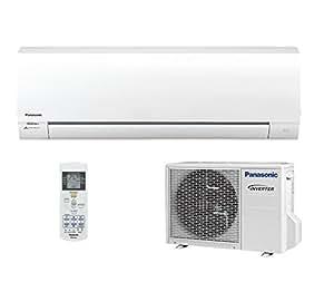 Panasonic CS-UE18QKE + CU-UE18QKE - Aire Acondicionado Split 1X1 Inverter Kitue18Qke Con 4.300 Frig/H Y 4.640 Kcal/H