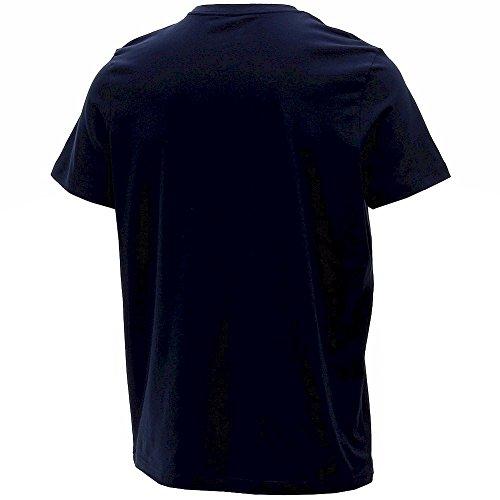 Tommy Hilfiger Men's Short Sleeve Crew Neck Flag