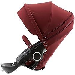 Stokke Stroller Seat Style Kit (Burgundy)