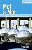 Mot a Mot%3A New Advanced French Vocabul