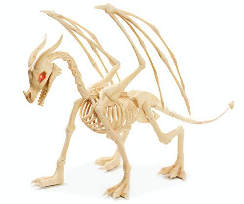 Animated Skeleton Dragon