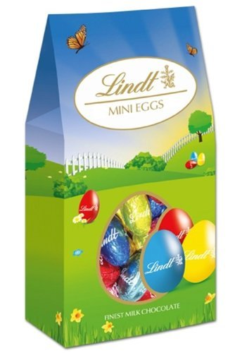 Lindt Mini Eggs Canister 200g