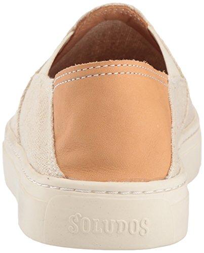 Soludos Mens Slip Convertibile Su Sneakers Naturali