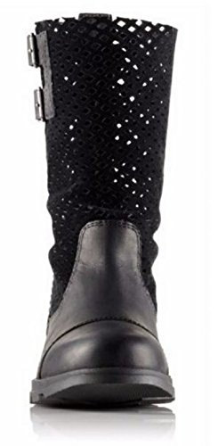 Ladies Canvas Leather Brown Sorel On Pull Sand Black Wet Major Suede Boot dqtxx7WR
